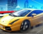 لعبة سباق سيارات في المدينة