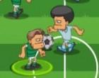 لعبة كرة قدم جديدة