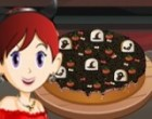 لعبة طبخ الكيكة المرعبة مع سارة