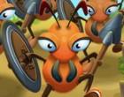 لعبة استراتيجية حرب النمل