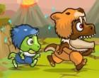 لعبة العصر الجليدي فجر الديناصورات